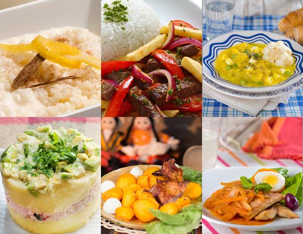 Qu considerar al elegir un plato t pico peruano for Comida francesa platos tipicos
