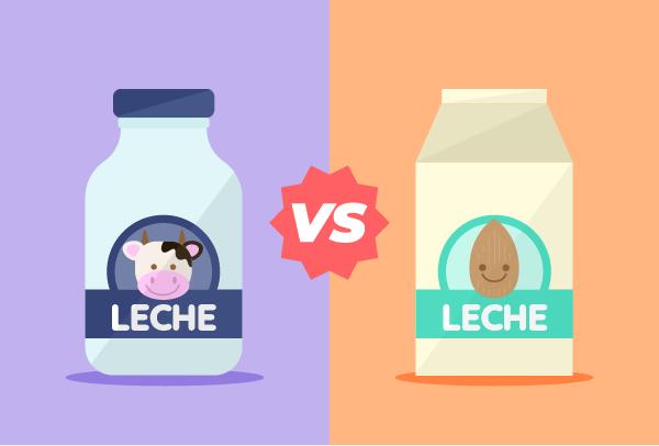 propiedades leche almendras calcio